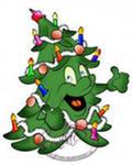 Персонажи для нового года для детей