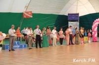 Керчь принимает международный турнир по спортивным бальным танцам