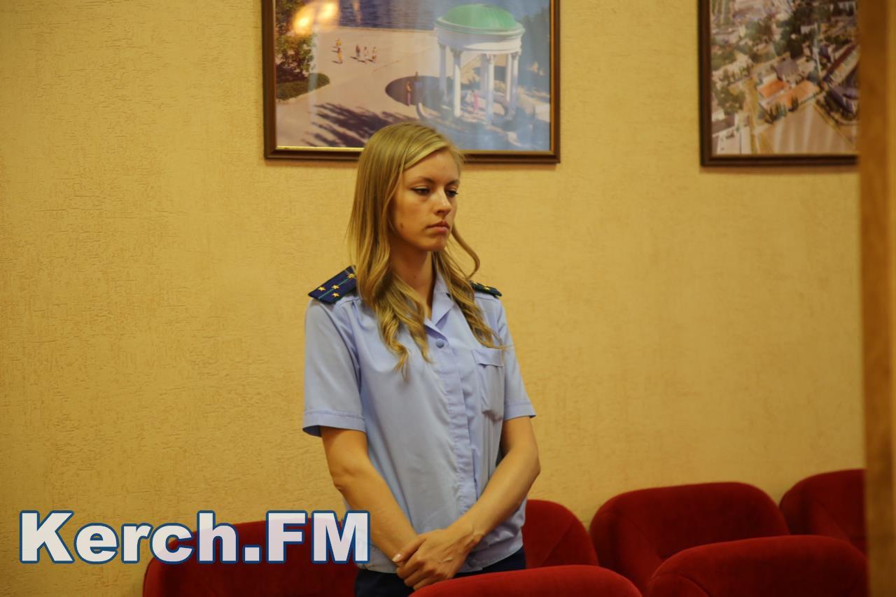 Главы города Керчи, который попался навзятке, отправили вотставку