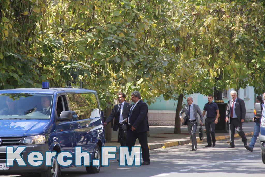 Путин прибыл вКрым, где проведет совещание  президиума государственного совета