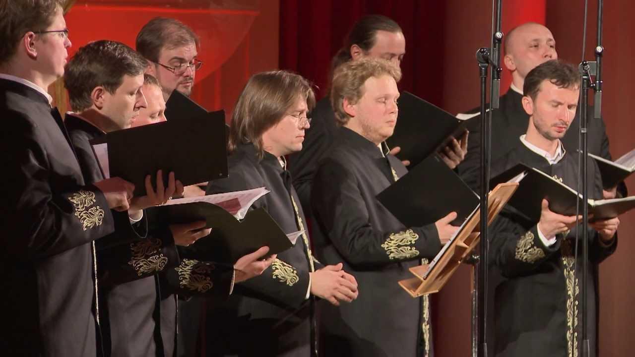 ВВолжском вДень народного единства выступит хор Валаамского монастыря