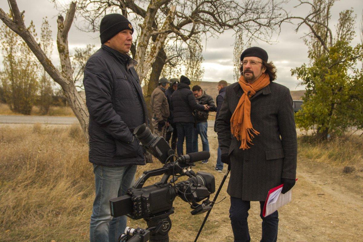 Про Керчь снимут две передачи для федерального канала