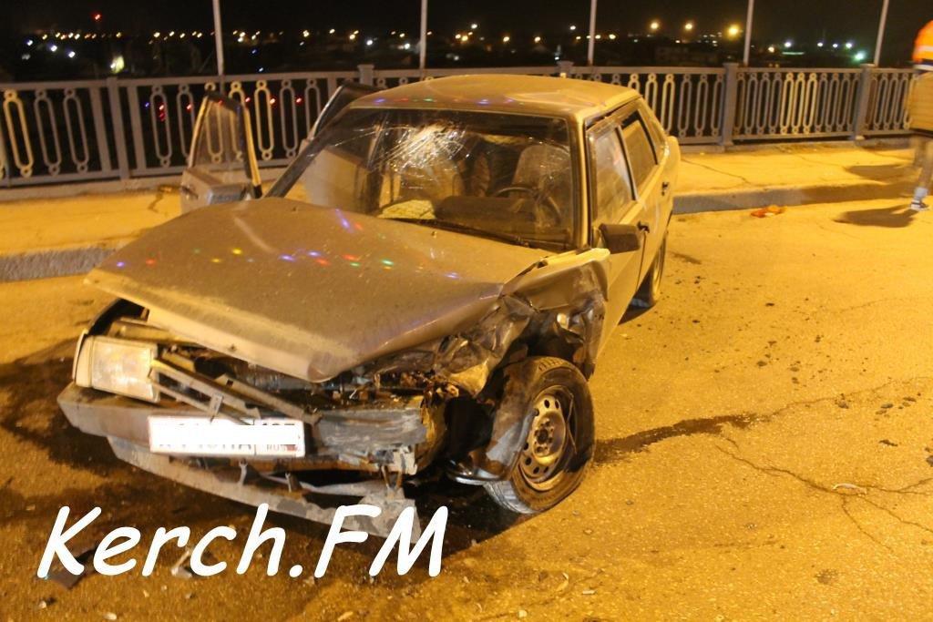ВКерчи полицейский на БМВ устроил трагедию
