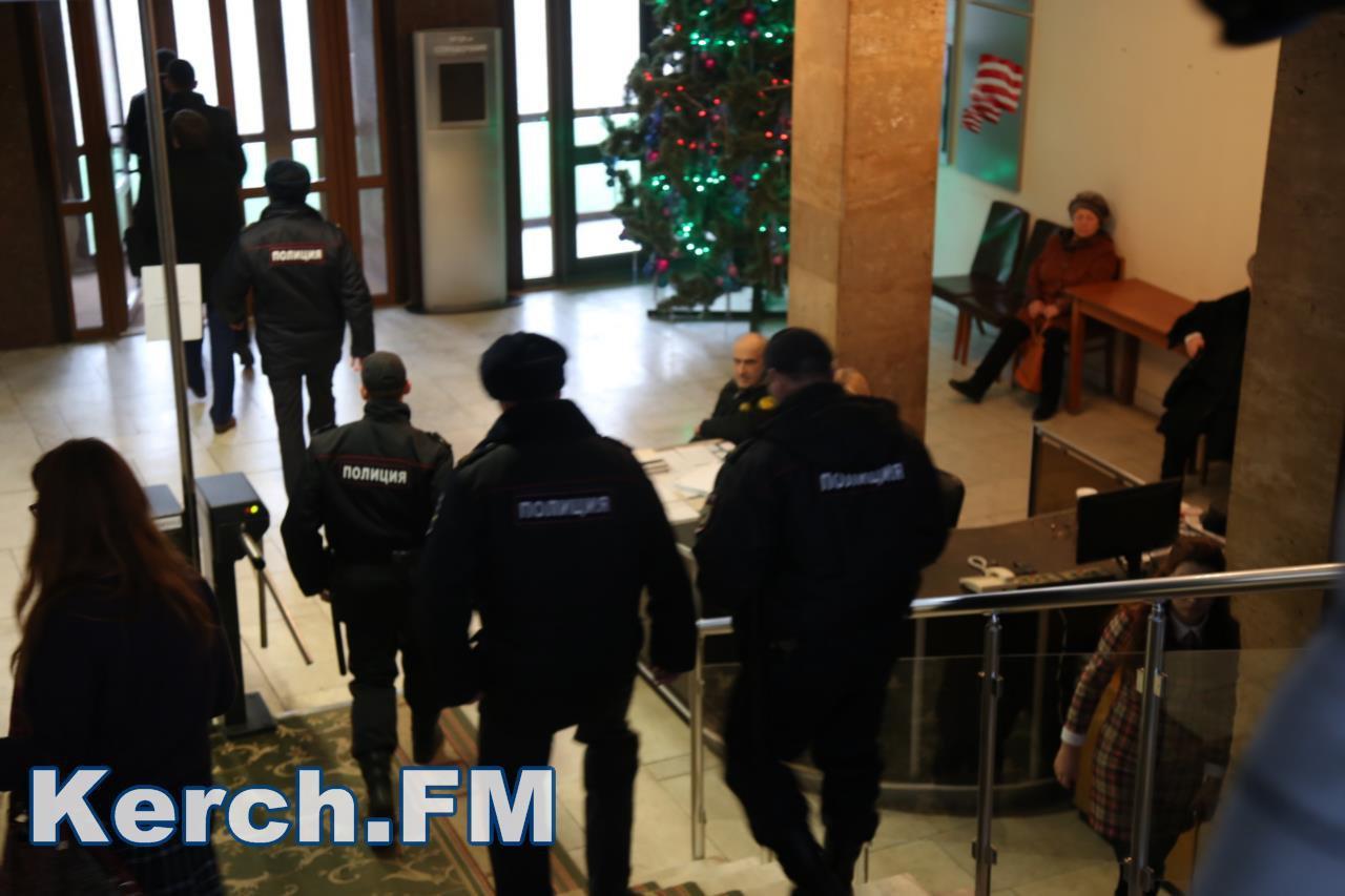 ВКерчи погорел навзятке замглавы администрации изкрымской «самообороны»
