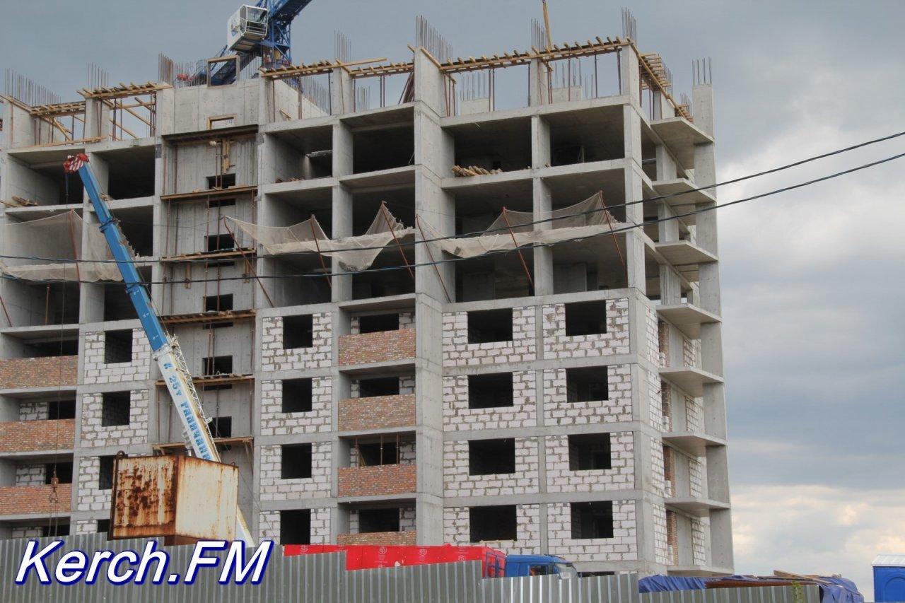 Министр ЖКХ Российской Федерации оценил темпы возведения жилья вКрыму