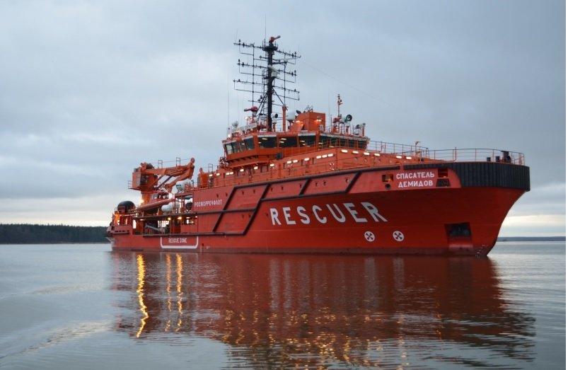 Динамичная фаза спасательных работ наместе крушения сухогруза завершена— МЧС