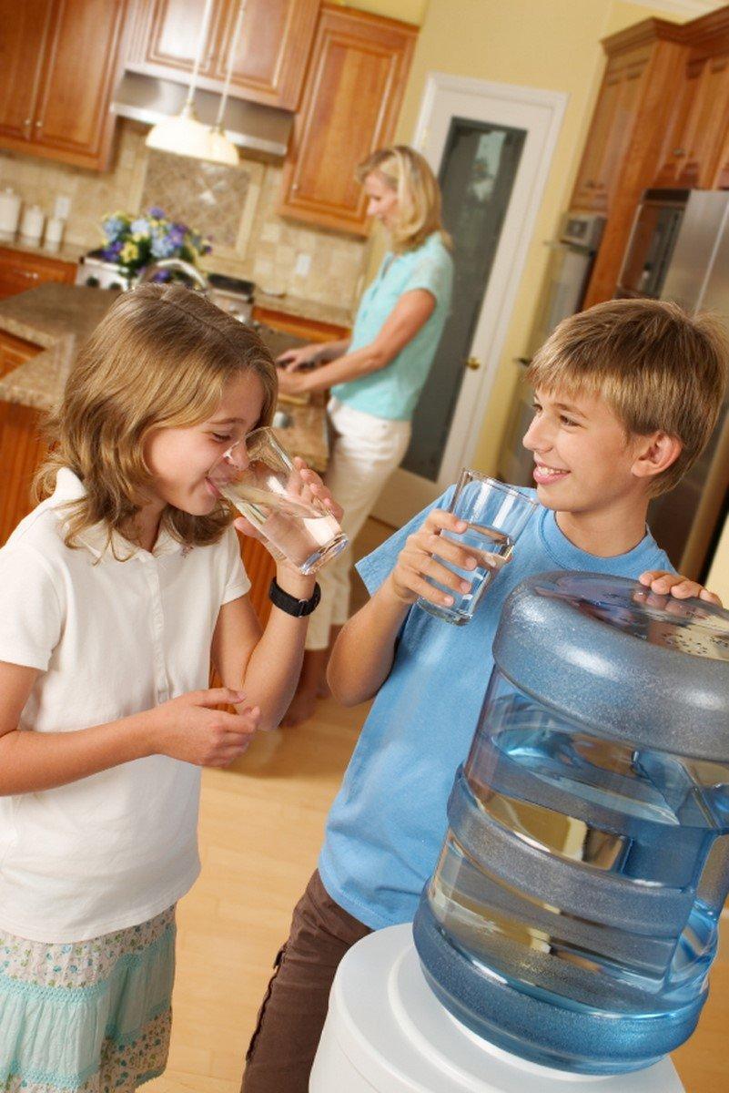 Доставка воды в Москве - основные плюсы