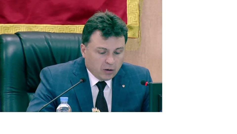 Мэром Керчи избран Сергей Бороздин