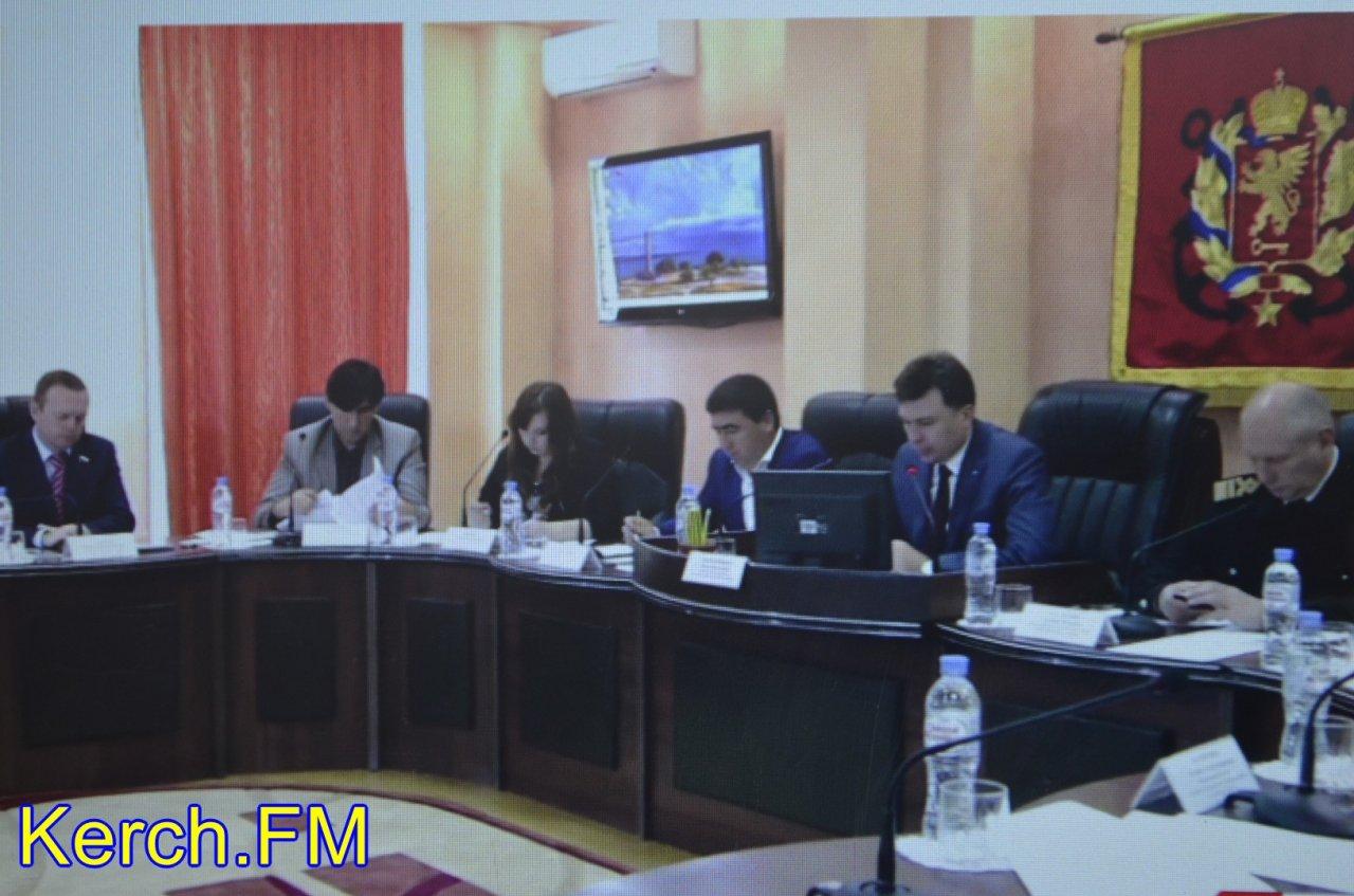 Сергей Бороздин иНиколай Зотов поборются запост руководителя администрации Керчи