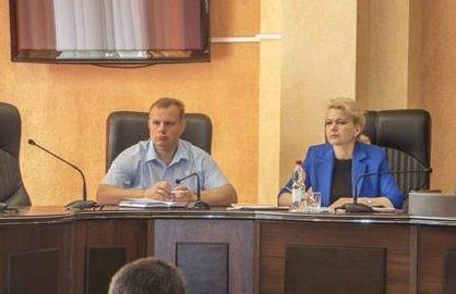 Руководитель Керченского горсовета Щербула подала вотставку