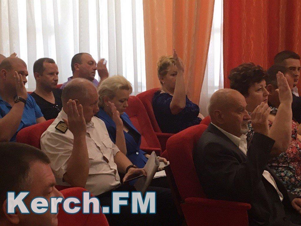 Председатель Керченского горсовета подала вотставку