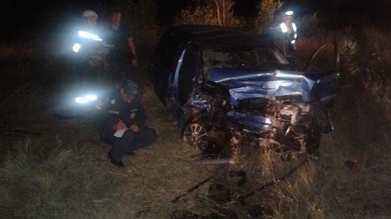Смертельное ДТП накрымской трассе: погибли три человека
