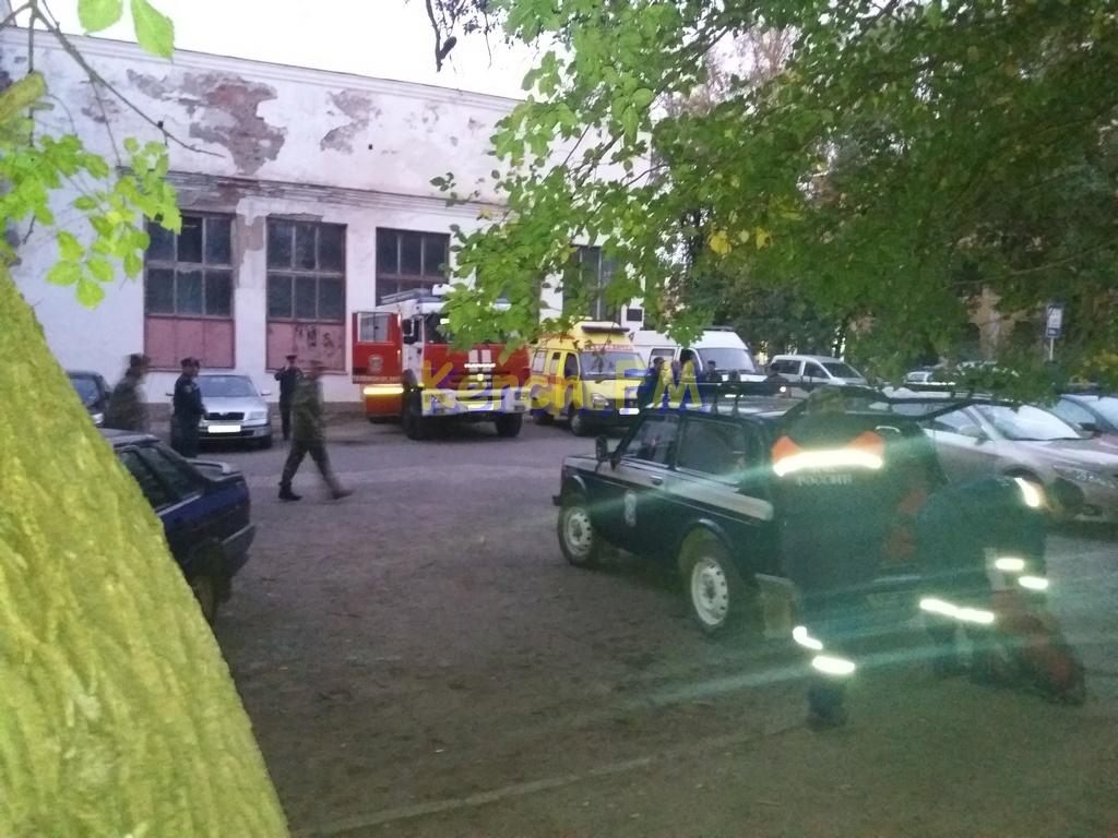 Взрыв вколледже Керчи расценили как теракт