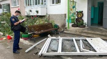 СК возбудил уголовное дело по факту гибели человека на пожаре в Севастополе