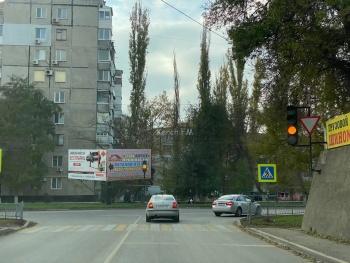В Керчи на Вокзальное шоссе-Кокорина не работает светофор