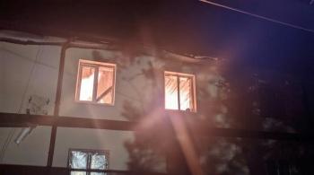 Мужчина погиб на пожаре в многоквартирном доме в Крыму