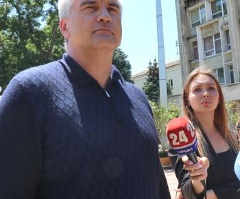 Пловцов, плывших кролем за Аксеновым по затопленной Керчи, наградят