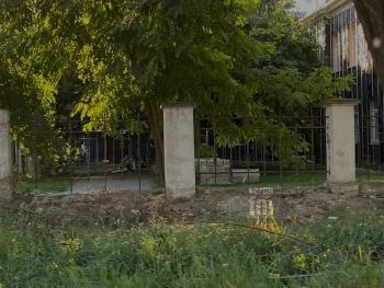 В Керчи продолжают ремонтировать улицу Суворова